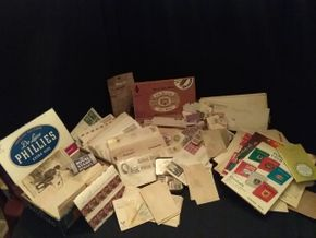 Lot 017 Lot Of Assorted Stamps PICK UP IN FLORAL PARK