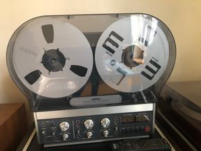 Lot 021 Revox B77 MKII Reel to Reel The items listed in the description is what is being sold PICK UP IN GARDEN CITYPICK UP IN GARDEN CITY