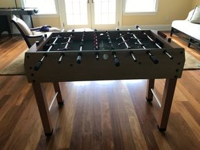 Lot 070 Spartan Sports Foosball Table 3ft x 2 Ft x 46 InchesL PICK UP IN LAWRENCE
