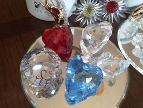 Lot 014 Lot of Swarovski Crystal Pieces PICK UP IN ROCKVILLE CENTRE