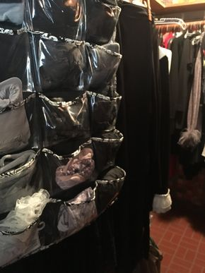 Lot 051 Group 6 Assortment of Clothes-Size Medium  and Shoes and Boots-Size 8 PICK UP IN ROCKVILLE CENTRE