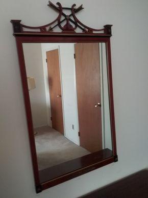Lot 007 Rway Mirror 41.5 x 23.75 PICK UP IN N MASSAPEQUA