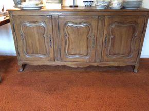 Lot 005 Vintage Regency Buffet By John Widdicomb ITEM TO BE PICKED UP IN WEST HEMPSTEAD