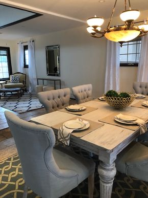 Lot 025 PD and working on PU or Delivery Dining Staging Room For Sale Dining Room PICK UP IN LONG BEACH