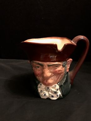 Lot 011 Royal Doulton Toby Mug. 6 inches H. PICK UP IN BELLMORE.
