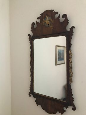 Lot 030 Antique Mirror PICK UP IN MANHASSET