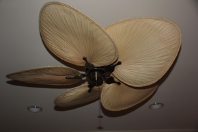 Lot 028 Ceiling Fans 60 inches H ITEMS CAN BE PICKED  UP IN WESTBURY