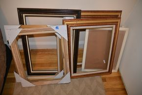 Lot 014 Delivery Lot of Picture Frames PICK UP IN MINEOLA, NEW YORK