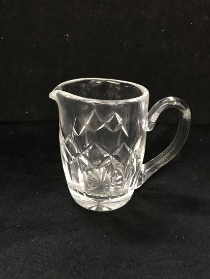 Lot 027 Vintage Waterford Crystal Flower Vase Pineapple Cut 7 Inches